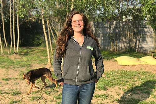michelle allmich stellvertretung koeln dogs place hundebetreuerin